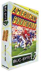 American Football - Box - 3D