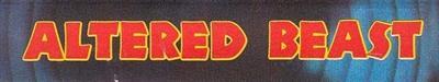 Altered Beast - Banner