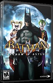 Batman: Arkham Asylum - Box - 3D