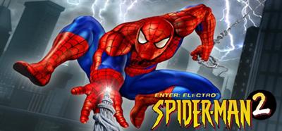 Spider-Man 2: Enter Electro - Banner