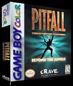 Pitfall: Beyond the Jungle - Box - 3D