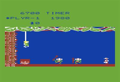 Jungle Hunt - Screenshot - Gameplay