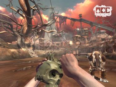 Zeno Clash - Screenshot - Gameplay