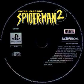 Spider-Man 2: Enter Electro - Disc