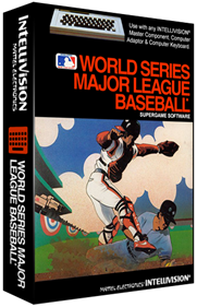 World Series Major League Baseball - Box - 3D