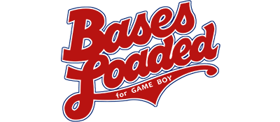 Bases Loaded for Game Boy - Clear Logo