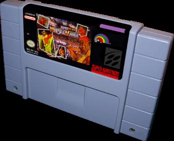WWF Super WrestleMania - Cart - 3D