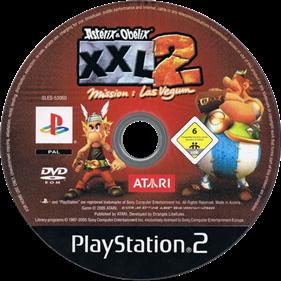 Astérix & Obélix XXL 2: Mission: Las Vegum - Disc
