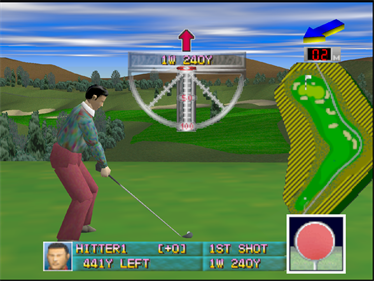 Eikou no Saint Andrews - Screenshot - Gameplay