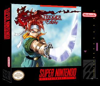 Chrono Trigger: Crimson Echoes - Box - 3D