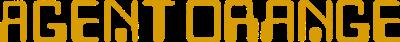 Agent Orange - Clear Logo