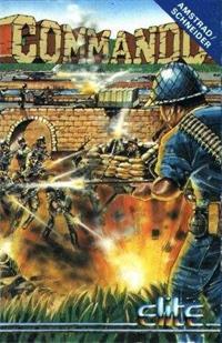 Commando - Box - Front