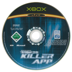 Tron 2.0: Killer App - Disc