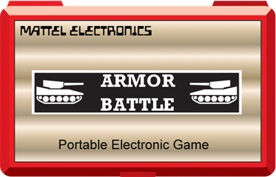Armor Battle - Fanart - Cart - Front