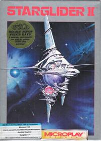 Starglider II - Box - Front
