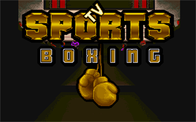 ABC Wide World of Sports Boxing - Screenshot - Game Title