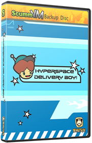 Hyperspace Delivery Boy! - Box - 3D