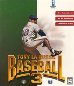Tony La Russa Baseball 3