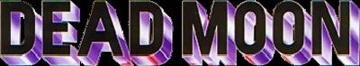 Dead Moon - Clear Logo