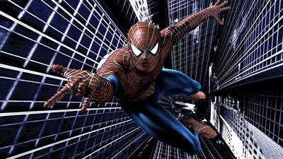 Spider-Man - Fanart - Background