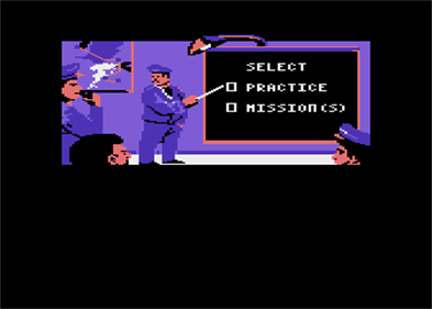 Ace of Aces - Screenshot - Game Select