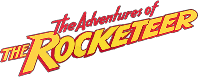 The Rocketeer - Clear Logo