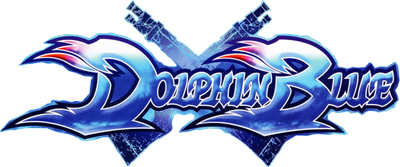 Dolphin Blue - Clear Logo