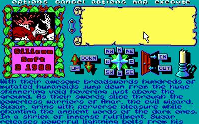 Legend of the Sword - Screenshot - Game Title