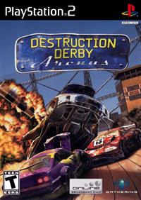 Destruction Derby: Arenas