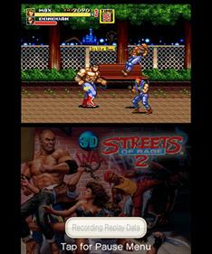 3D Streets of Rage 2 - Screenshot - Gameplay