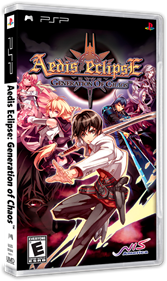Aedis Eclipse: Generation of Chaos - Box - 3D