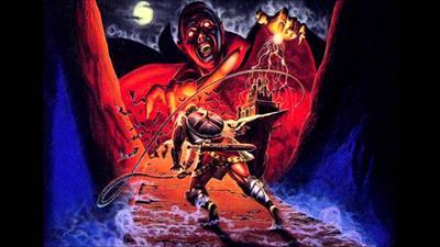 Castlevania: The Adventure ReBirth - Fanart - Background