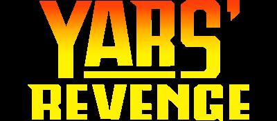 Yars' Revenge - Clear Logo