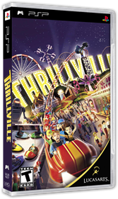 Thrillville - Box - 3D