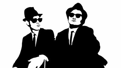 The Blues Brothers - Fanart - Background