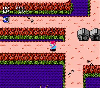 Esper Dream - Screenshot - Gameplay