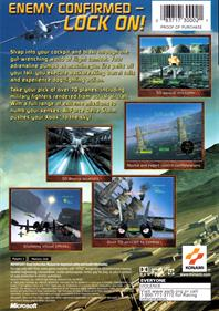 AirForce Delta Storm - Box - Back