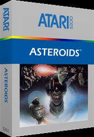 Asteroids - Box - 3D
