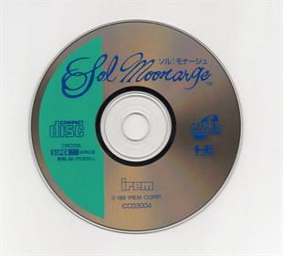 Sol Moonarge - Disc