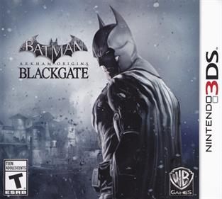 Batman Arkham Origins: Blackgate