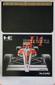 F1 Triple Battle - Cart - Front