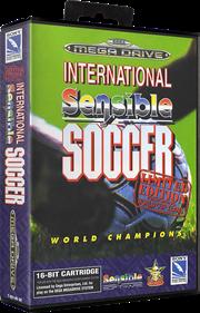 International Sensible Soccer: World Champions - Box - 3D