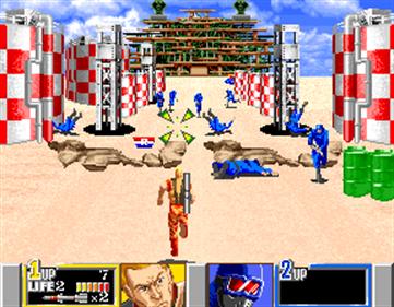 G.I. Joe - Screenshot - Gameplay