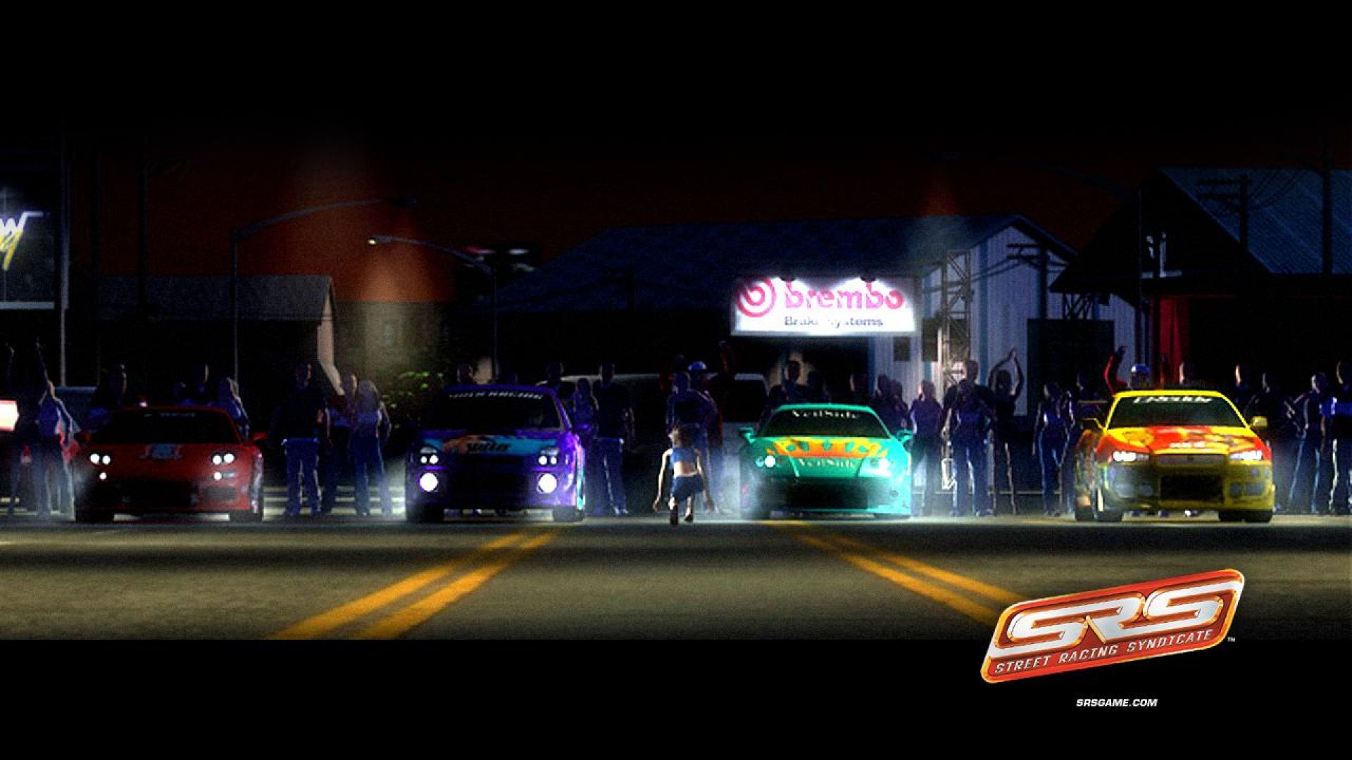 Street Racing Syndicat...