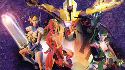 Gauntlet Legends - Fanart - Background