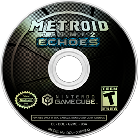 Metroid Prime 2: Echoes - Disc