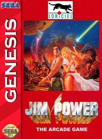 Jim Power: The Arcade Game