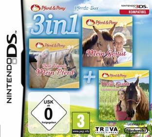 3 in 1: Horses