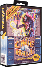Crüe Ball - Box - 3D