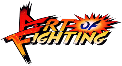 Art of Fighting - Clear Logo